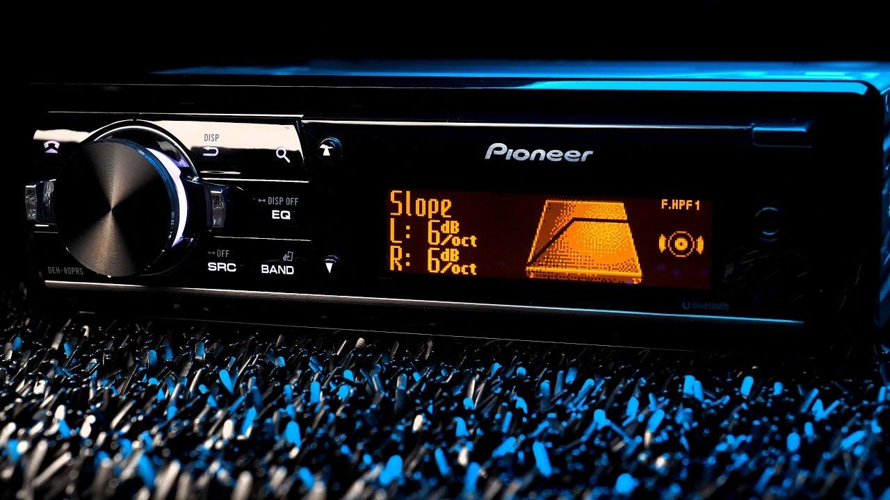 Pioneer DEH-80PRS Car Audio Windows 8