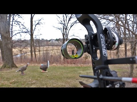 Tips For Shooting Turkeys With A Bow