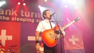 Frank Turner - Poetry of the deed (House Of Blues Chicago) (6.10.2015) (live)