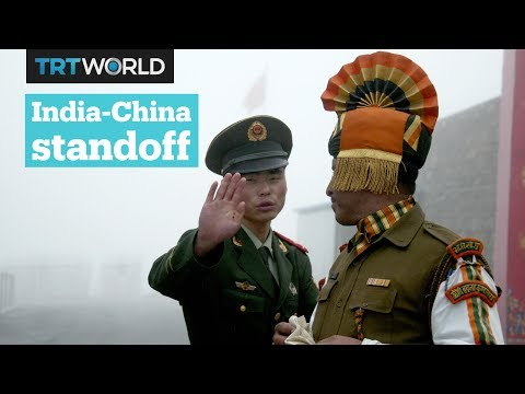 India-China on the verge of military conflict