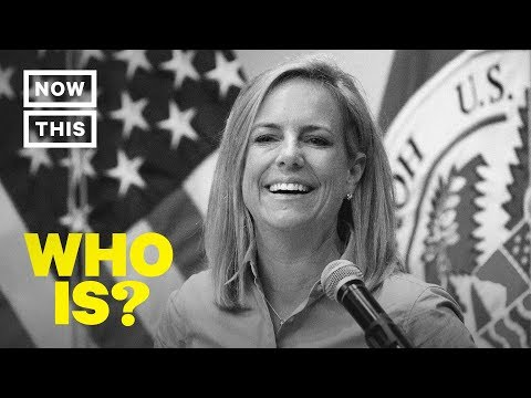Who is Kirstjen Nielsen? Narrated by Lorena Russi | NowThis