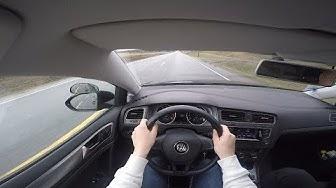 AJOKOULUSSA #1 - Ensimmäinen Ajotunti Autolla