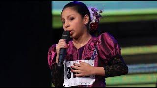 Rocío Dúrcal sorprendió al jurado con su gran interpretación