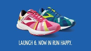 Introducing the Run Happy Launch 6
