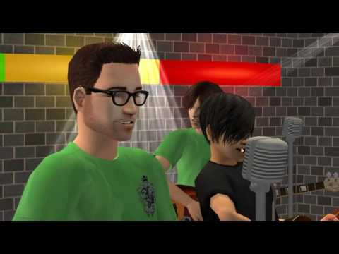 The Sims 2 - ( Weezer - Photograph )