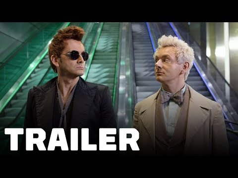 Good Omens: Teaser Trailer – NYCC 2018