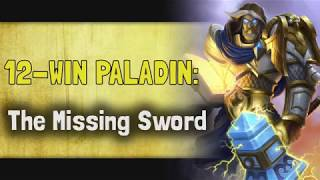 Hearthstone Arena | 12-Win Paladin: Missing Sword w/ TTEXXX (Rastakhan #14)