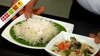 Idiyappam And Vegetable Stew | Food Food India - Fat To Fit | Healthy Recipes