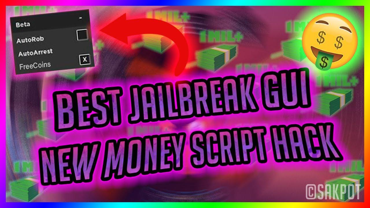 Auto Rob Script Hack Jailbreak Money Hack 2020 Jailbreak