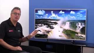 Sony X83 Series KD49X8307CS 4K Ultra HD LED TV (YouTube 4K setting)