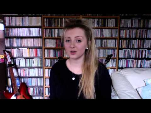 Me Singing 'That Means A Lot' By The Beatles (Full Instrumental Cover By Amy Slattery)