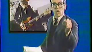 "1980 Elvis Costello and the Attractions ""Get Happy"" Album TV Commercial"