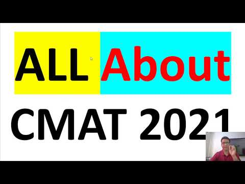 All About CMAT 2021   Notification   Syllabus   Important Dates   Pattern   Top Colleges   Books