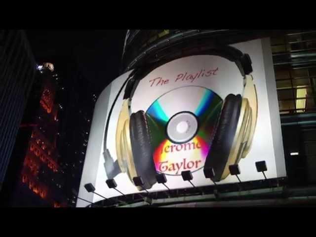 The Playlist   (CD Promo)