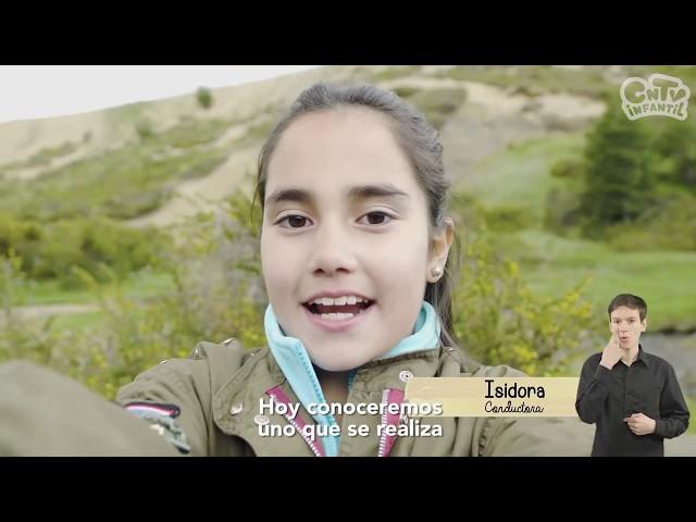 Paleontólogo: Y tú, ¿En qué trabajas? | Videos en lengua de señas chilena para niños