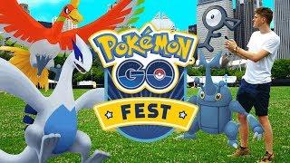 POKEMON GO FEST!