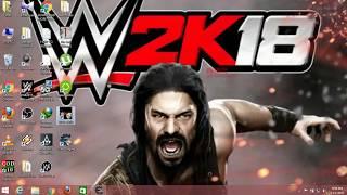 WWE2K18 INTEL HD GRAPHICS 4GB RAM LAG FIX
