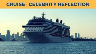 Departure of cruise vessel CELEBRITY REFLECTION in Miami | JustFerries