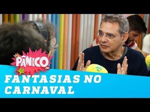 Criador do Catraca Livre diz que errou ao criticar fantasias no Carnaval