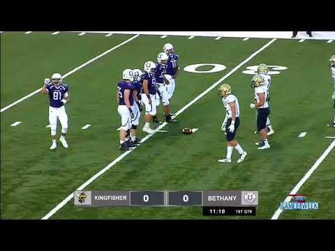 Game Replay:  Kingfisher Yellowjackets vs. Bethany Broncos (Oklahoma)