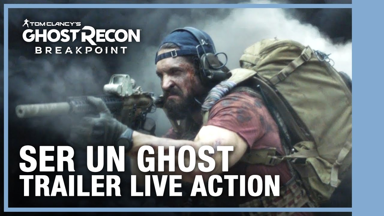 Ghost Recon Breakpoint - Ser un Ghost