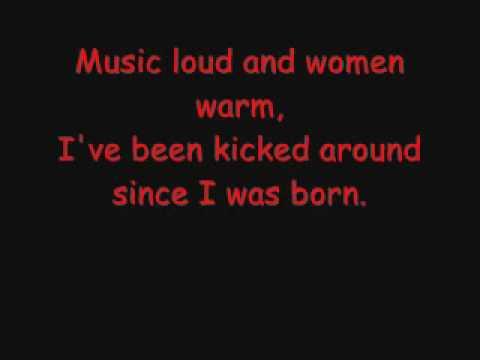 Stayin' Alive - Bee Gees (lyrics)