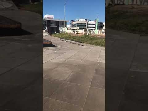 Robson da Silva - Bs Feeble Grind 360 Flip Out