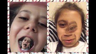 INSTAGRAM YÜZLERİM, komik, eğlenceli, snap yüz değiştirme thumbnail