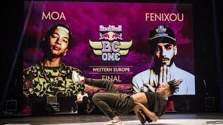 Moa VS Fenixou - Red Bull BC One Western Europe Final 2015