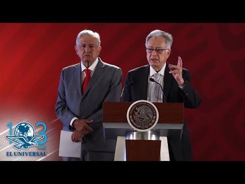 """Bartlett señala a Calderón y ex funcionarios de """"desmantelar"""" la CFE"""