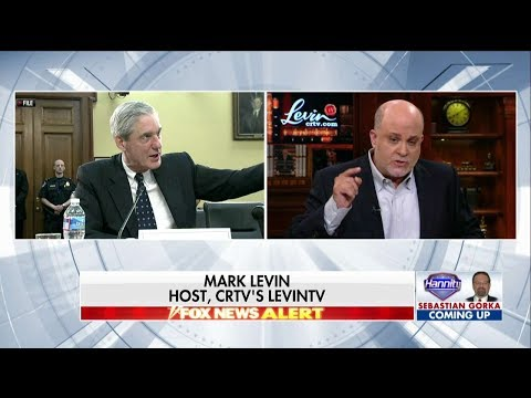 Mark Levin: Mueller a 'Greater Threat' to United States Than Putin