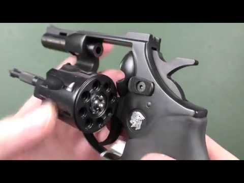 "Револьвер Weihrauch HW4 2.5"""" с пластиковой рукоятью"
