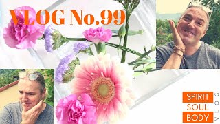 "99. ""BLOSSOM ON SUMMER"" - VLOG No.99 - 17th MAY 2020"