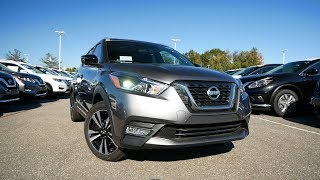 2018 Nissan Kicks Sr Review - Start Up, Revs, And Walk Around