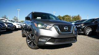2018 Nissan Kicks Sr Review - Start Up, Revs, And Walk Around