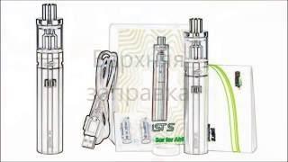 Eleaf iJust S unboxing обзор распаковки(unboxing электронной сигареты iJust S от Eleaf краткий обзор сборка, разборка, заправка, замена испарителя в вейпе...., 2016-09-23T09:10:59.000Z)