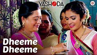 Dheeme Dheeme | Yashoda | Maitry Shah| Mirande Shah Free Download Mp3