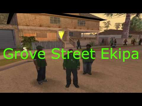Grove Street Ekipa-Odcinek 1
