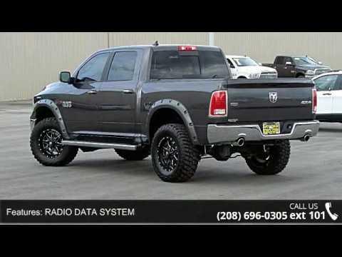 2016 Ram 1500 Laramie Dennis Dillon Chrysler Jeep Dodge Youtube