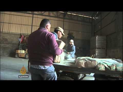 Gaza starts 'slowly' rebuilding