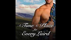 A Time and Place for Every Laird audiobook by Angeline Fortin