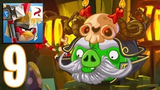 Angry Birds Epic - Gameplay Walkthrough Part 9 - Curse of the Necromancer Event