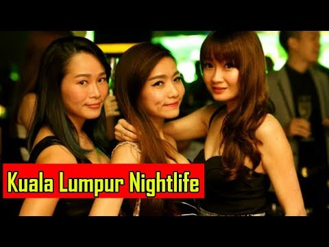 Kuala Lumpur Nightlife - Bukit Bintang - Malaysia