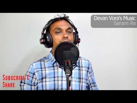 Sanam Re - Karaoke Cover