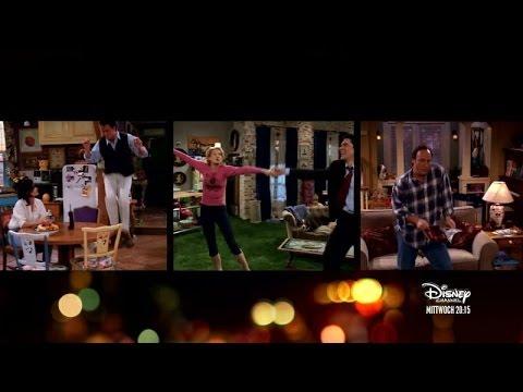 """3x3 im Disney Channel! Der Comedy Mittwoch mit """"Friends"""", """"Dharma & Greg"""" und """"Immer wieder Jim"""" ab  08. Juni, immer mittwochs ab 20.15 Uhr"""