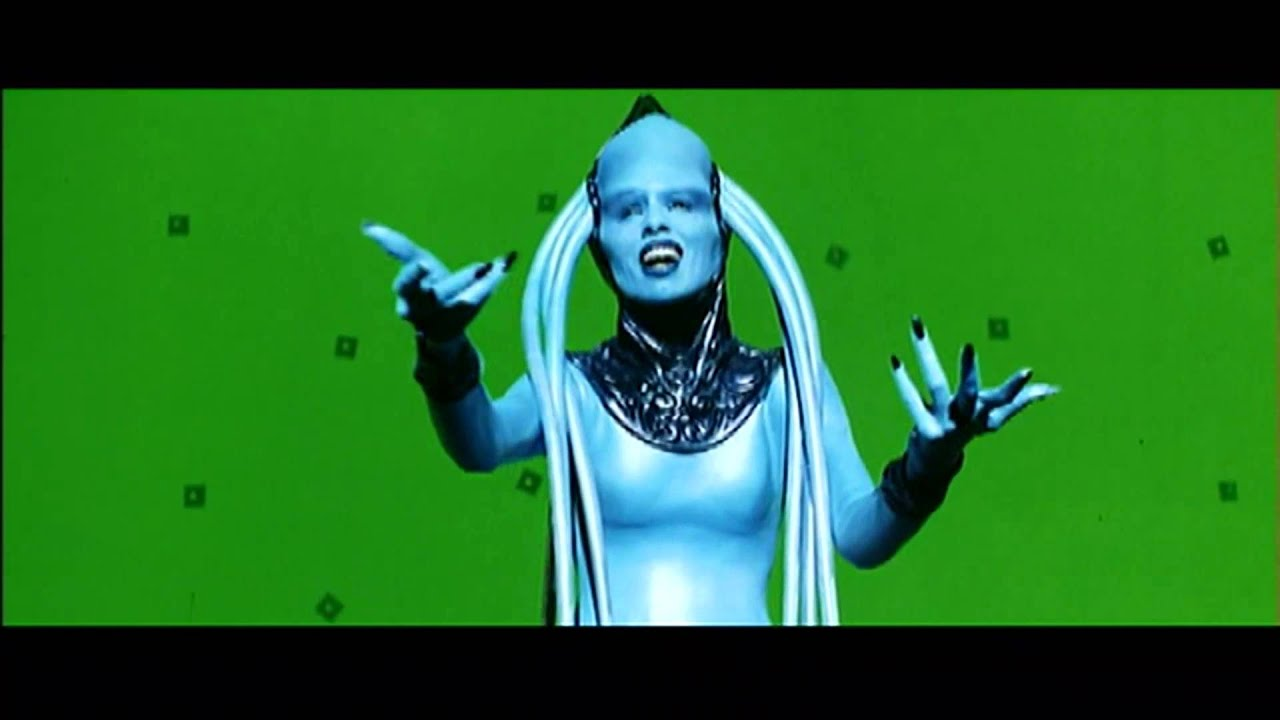 Diva Plavalaguna The Fifth Element Full Dance Hd Youtube