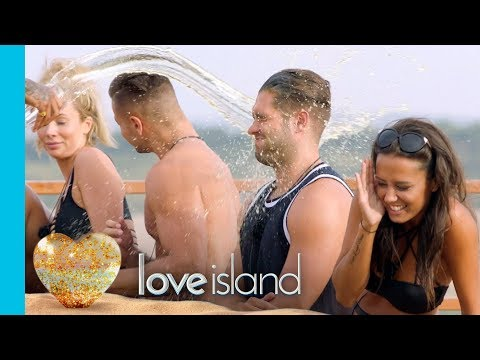 Licence To Swill | Love Island 2017