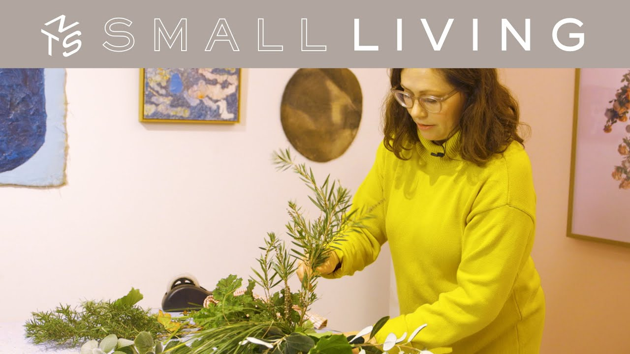 Organise your bathroom, keep your plants healthy,  microapartments for families - SMALL LIVING ep.6