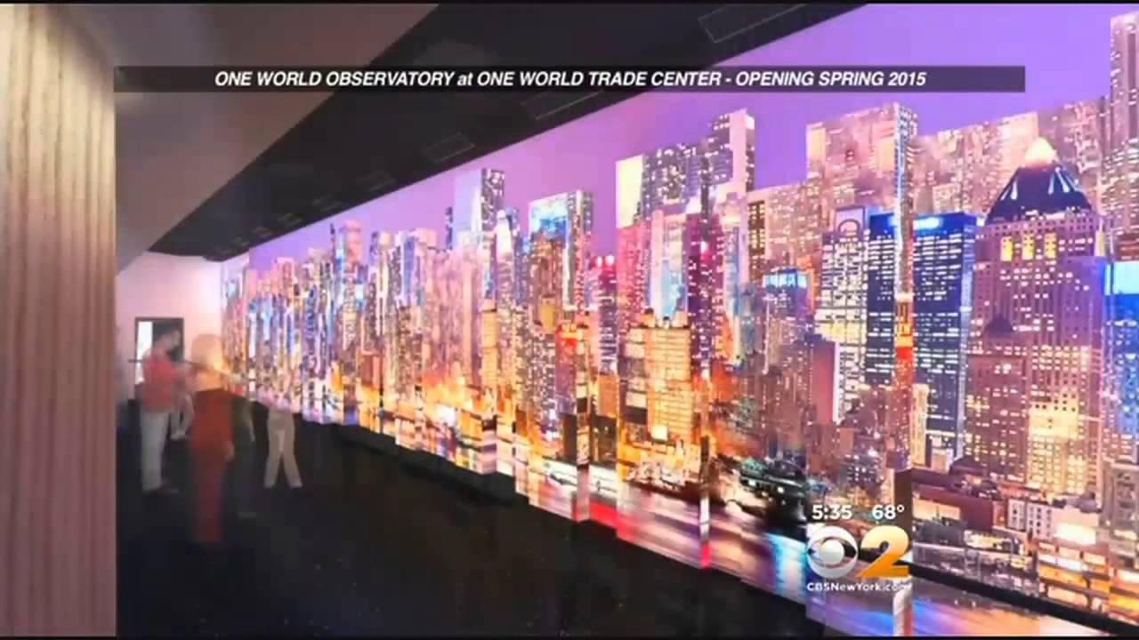 A photo tour of the World Trade Center