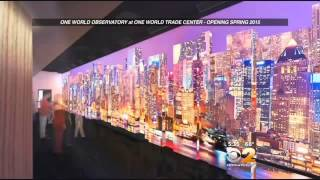Video Offers Virtual Tour Of 1 World Trade Center's Observatory
